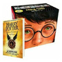 Kit Box Harry Potter 20 Anos Capa Dura 8° Livro (8 Livros)