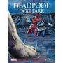 Livro Colecionador Marvel Deadpool Capa Dura