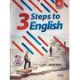 3 Steps To English Aprenda Sozinho Com Cd Novo Lacrado