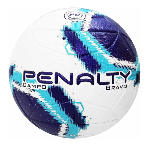 Bola De Futebol Penalty Bravo Campo