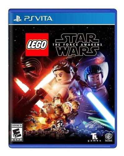 Lego Star Wars: The Force Awakens Standard Edition Warner Bros. Ps Vita  Físico