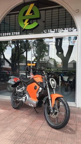 Moto Electrica Super Soco Ts 2400w Uss Cash
