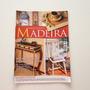Revista Arte Fácil Madeira Cadeiras Estantes Cabideiro Bb306