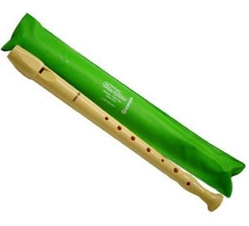 Flauta Dulce Hohner Soprano 9508 + Método Rápido
