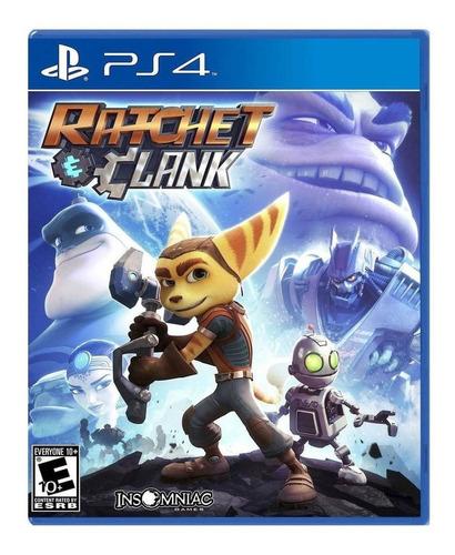 Ratchet & Clank  Standard Edition Sony Ps4 Físico