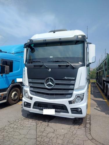 Mercedes Benz Actros 2548 6x2 2021 !!! Impecável /