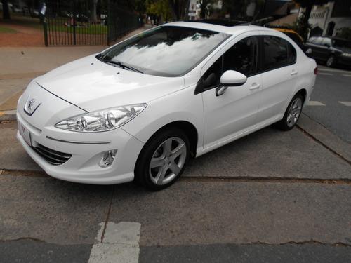Peugeot 408 Allure Mas Nav -oportunidad Por Estado Cuero-