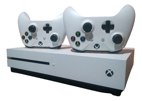 Microsoft Xbox One S 1tb 4k Ultra Hd Super Novo Impecável