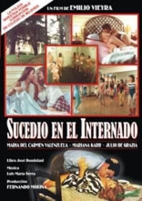 Sucedio En El Internado (1985) - Maria Valenzuela