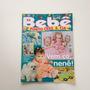 Revista Bebê Ponto Cruz E Cia Quadrinhos Roupinhas B801