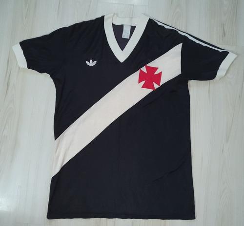 Rara Camisa De Jogo Do Vasco Da Gama 1983 adidas #2