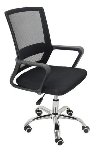 Cadeira Executiva Escritório Trevalla Tl-cde-35-1 Giratória