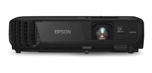 Projetor Epson Powerlite S31+ 3200lm Preto 100v/240v
