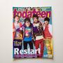 Revista Toda Teen 180 Restart Lady Gaga Jonas Brothers