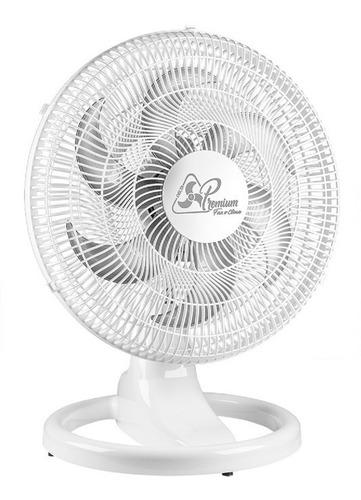 Ventilador De Mesa/parede Venti-delta 50cm Premium Bco Biv