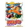 Manga Naruto Gold 1 Reimpressão Novo E Lacrado