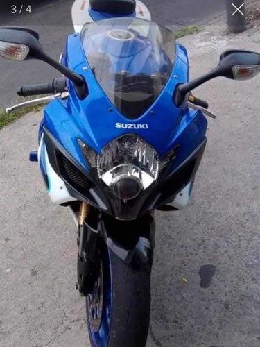 Suzuqui Gsxr 600