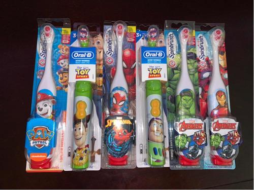 Cepillo Dental Eléctrico Para Niños Y Niñas Colgate Original