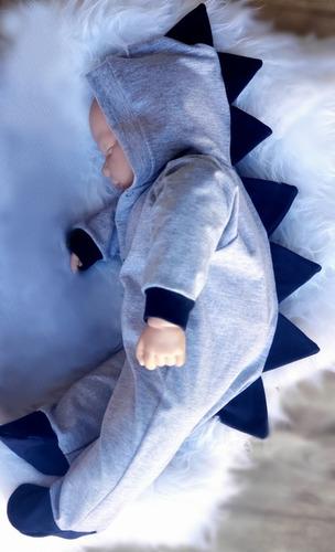 Macacão Bebê Menino Tip Top Menino Bebê Dino