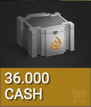 36k Cash Point Black
