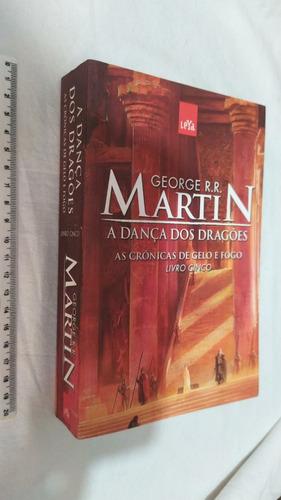Livro Cronicas De Gelo E Fogo George R. R. Martin Avulso