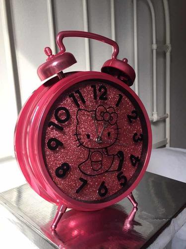 Hello Kitty Despertador Importado