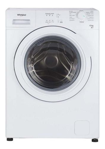 Lavarropas Automático Whirlpool Wnq06a Blanco 6kg 220v