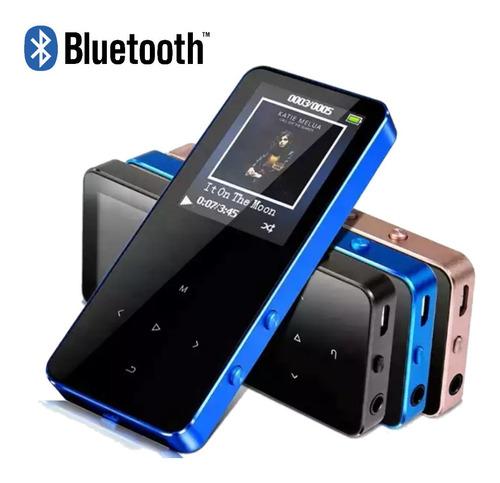 Mp3 Player Com Bluetooth 4gb E Brinde Surpresa
