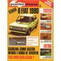 Quatro Rodas Nº230 Puma Gte Vw Fusca 1300 Yamaha Tt 125