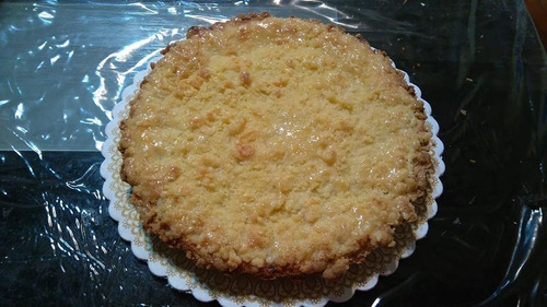 Crumble De Manzana, Tartas, Tortas, Mesa Dulce
