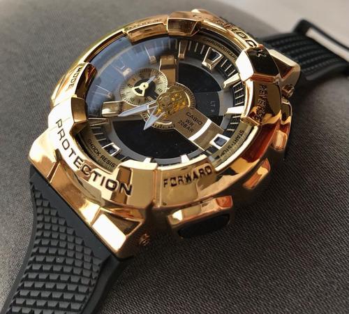 Relógio G-shok Original Dourado