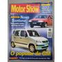 Revista Motor Show Nº181 Abril 1998 Santana Palio Corsa R517