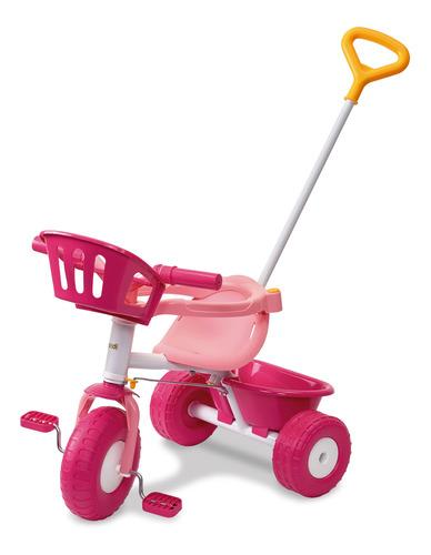 Triciclo Rondi Metal Rosa