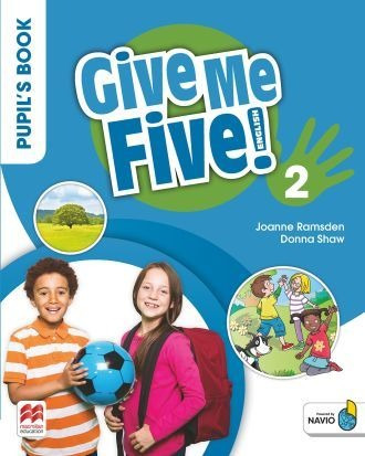 Give Me Five 2 Pupil´s Book -