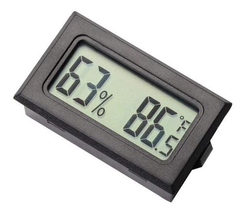 Higrometro Termometro Digital