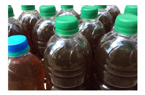 1 Litro Azeite De Coco Babaçu 100% Natural