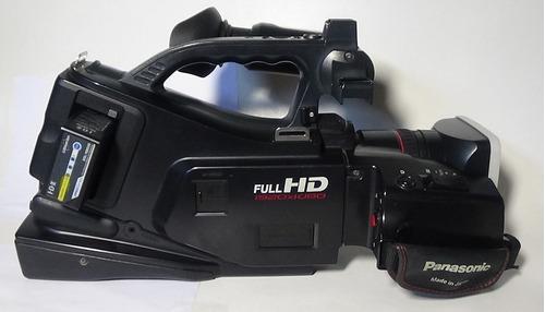 Filmadora Panasonic Ag-ac7p Full Hd Hdmi Limpa