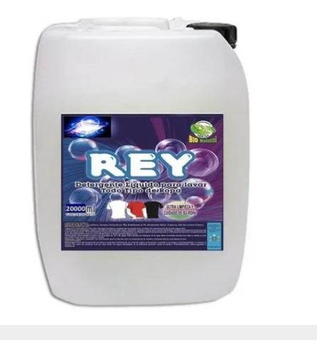 Jabón Rey Concentrado 20 Litros Promoci - L a $5200