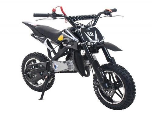 Super Mini Moto Cross 49cc C/ Nota Fiscal + Dsr