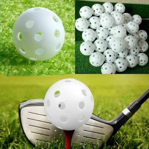 Bolas De Treino De Golfe  - Perfuradas -   Easy Golf