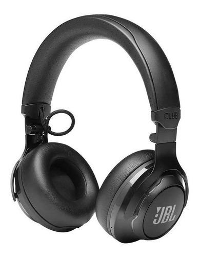 Fone De Ouvido Jbl Club 700bt Headphone Bluetooth Preto