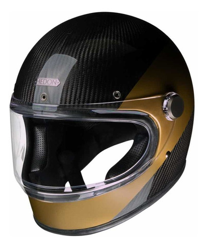 Casco Hedon Heroine Racer The Bike Shed Carbono
