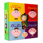 Box Coleção Sentimentos E Emoções Com Boneco 4 Livros