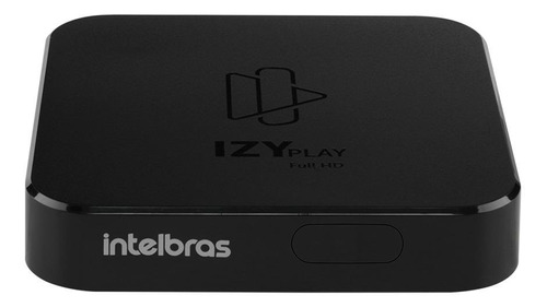 Smart Box Intelbras Izy Play Full Hd 8gb Android Tv 1080p