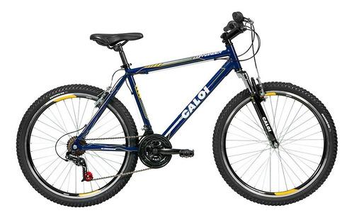 Bicicleta Lazer Caloi Commander Aro 26 - Quadro 19''