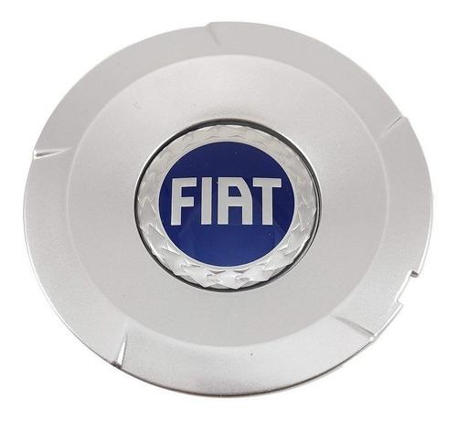 Calota Tampa Centro Roda Fiat Stilo Abarth Aro 13 14 15 Azul
