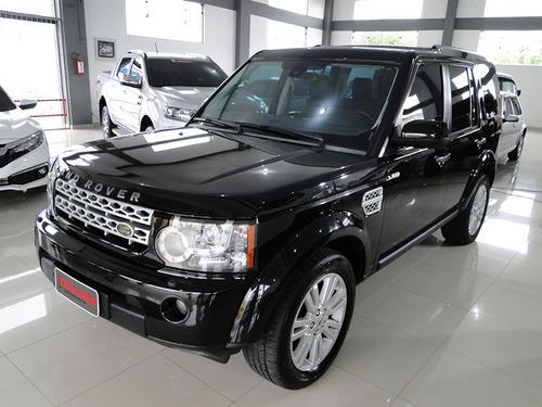 Marca: Land Rover  Modelo: Discovery 4 2.7 Se