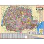 Mapa Estado Do Paraná 120cm X 90cm Gigante
