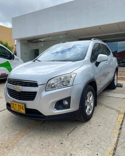 Chevrolet Tracker 2015 1.8 Ls Automática