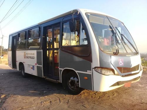 Micro Ônibus Urbano Vw 9.150 Ibrava Apollo 2011/11 -23l-2p